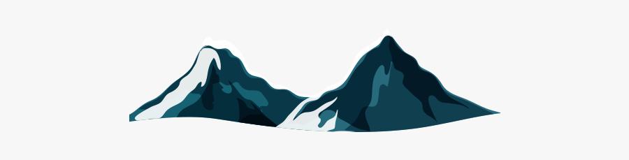 Clip Art Adobe Illustrator Icon Mountain - Illustration Adobe Illustrator Vector Art Mountain, Transparent Clipart