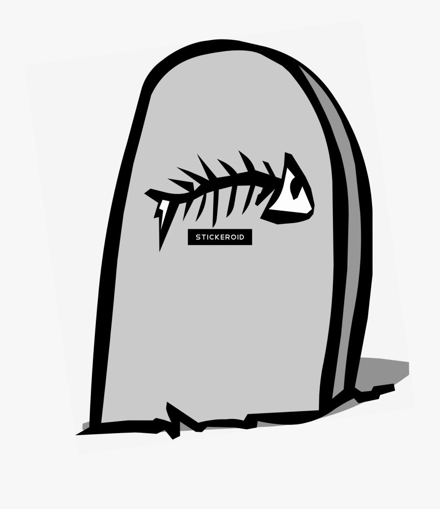 Tombstone Gravestone Fantasy Religion - Tombstone Sprite, Transparent Clipart