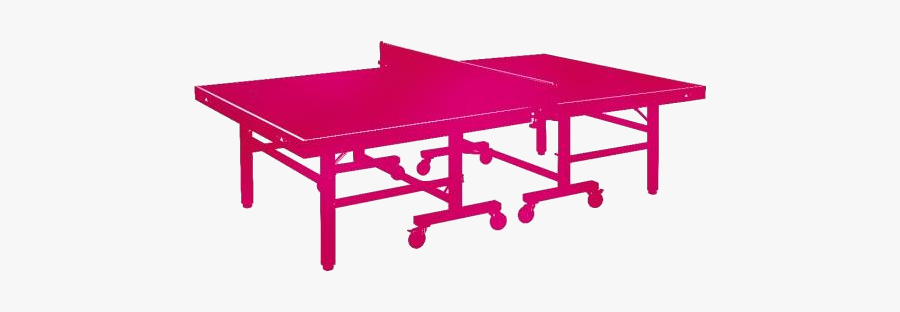 Table Tennis Png Transparent Images - Measurement Table Tennis Table, Transparent Clipart