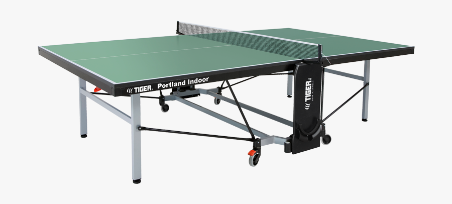 Ping Pong Table Png, Transparent Clipart