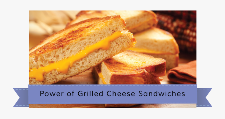 Transparent Grilled Cheese Png - Kosher Grilled Cheese, Transparent Clipart