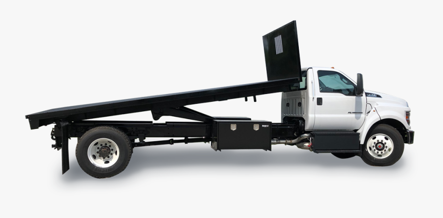 F750 Flat Beds Flat Bed Tow Truck Png Free Transparent Clipart Clipartkey