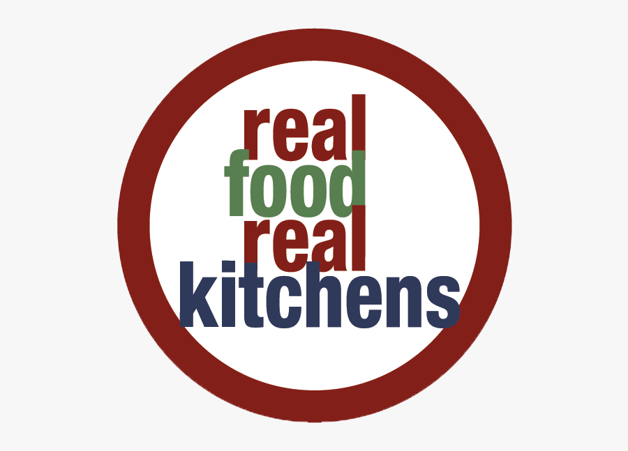 Real Food Real Kitchens, Transparent Clipart