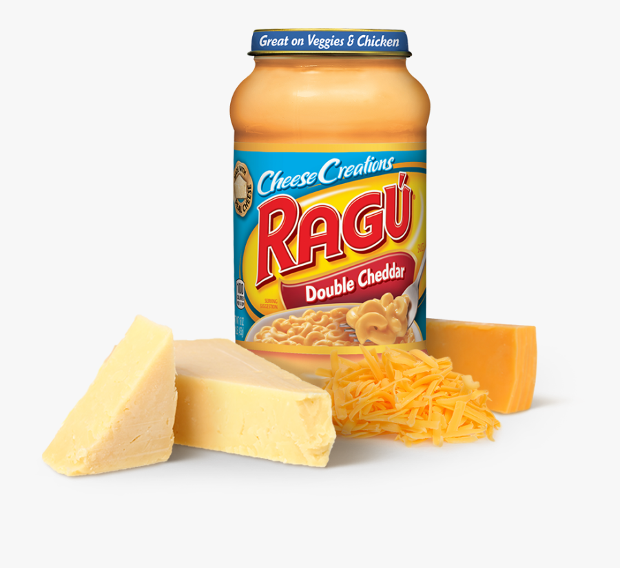 Transparent Shredded Cheese Png - Ragu Cheese Sauce, Transparent Clipart