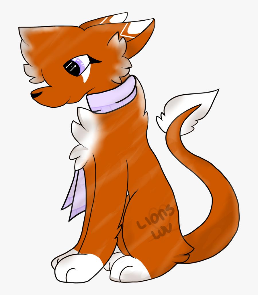 Mammal Clipart Small Fox - Cat Yawns, Transparent Clipart