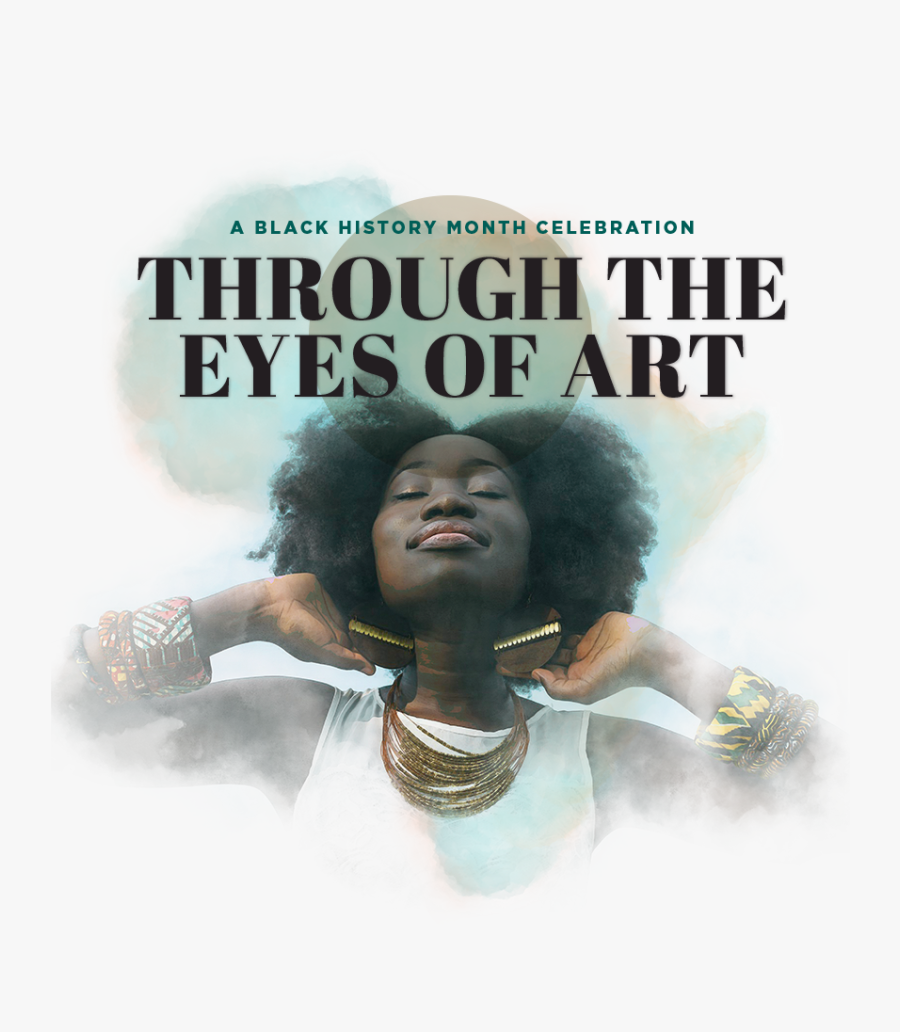 Mopop Through The Eyes Of Art - Poster, Transparent Clipart