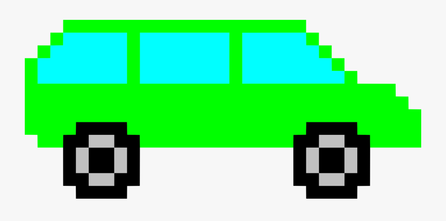 Pixel Car Racer Pixel Art Pixel Cars Pixelation - Meteorite Pixel Art Png, Transparent Clipart