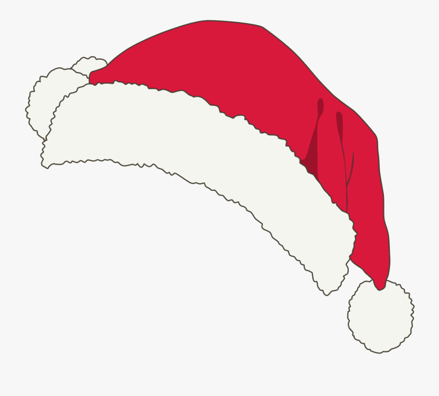 Anime Santa Hat Png, Transparent Clipart