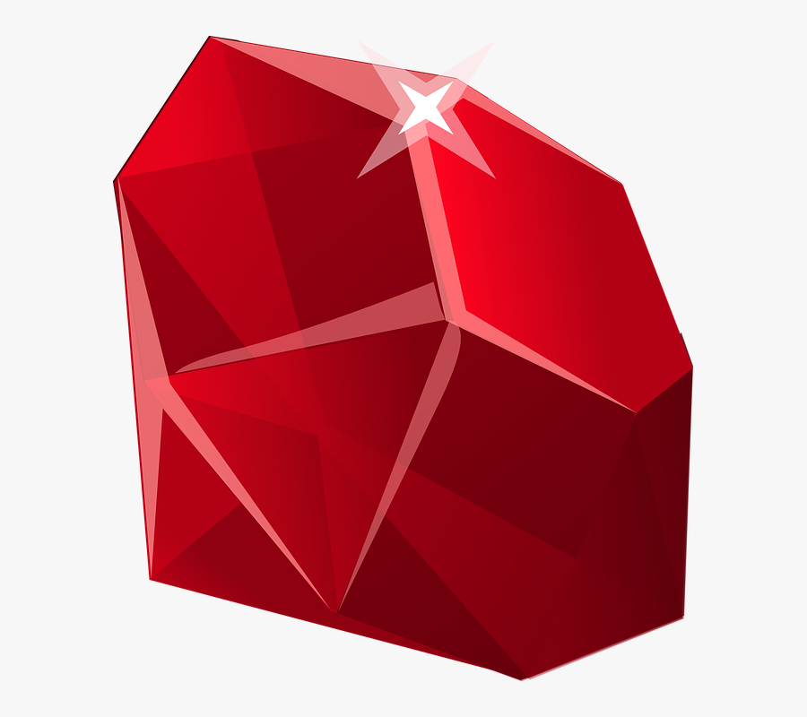 Transparent Red Diamond Clipart - Value Of Life Story, Transparent Clipart
