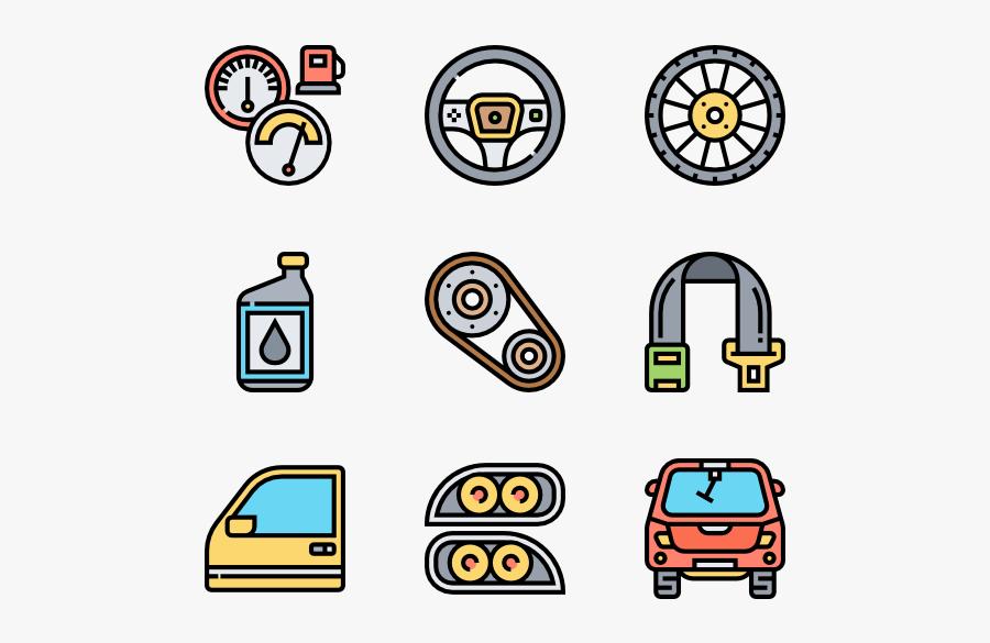 car parts sihouettes Clipart | +1,566,198 clip arts