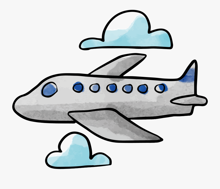 Clip Art Plane Vector Transprent Png Dibujo De Un Avion Free Transparent Clipart Clipartkey