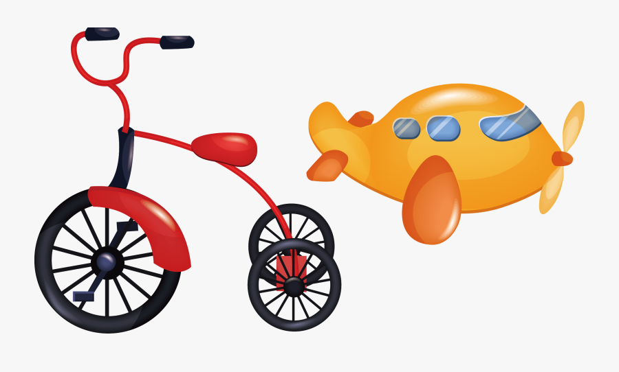 L Avion Dessin Animé Clipart , Png Download - Tricycle Clipart, Transparent Clipart