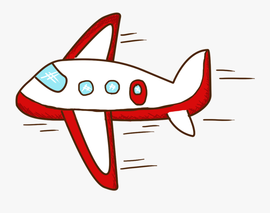 Dessines A La Main Illustration Vehicule Avion Png Imagen De Un Avion En Caricatura Free Transparent Clipart Clipartkey