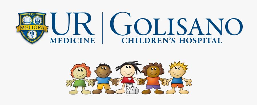 Urm Gch Vert 4c-small - Golisano Children's Hospital, Transparent Clipart