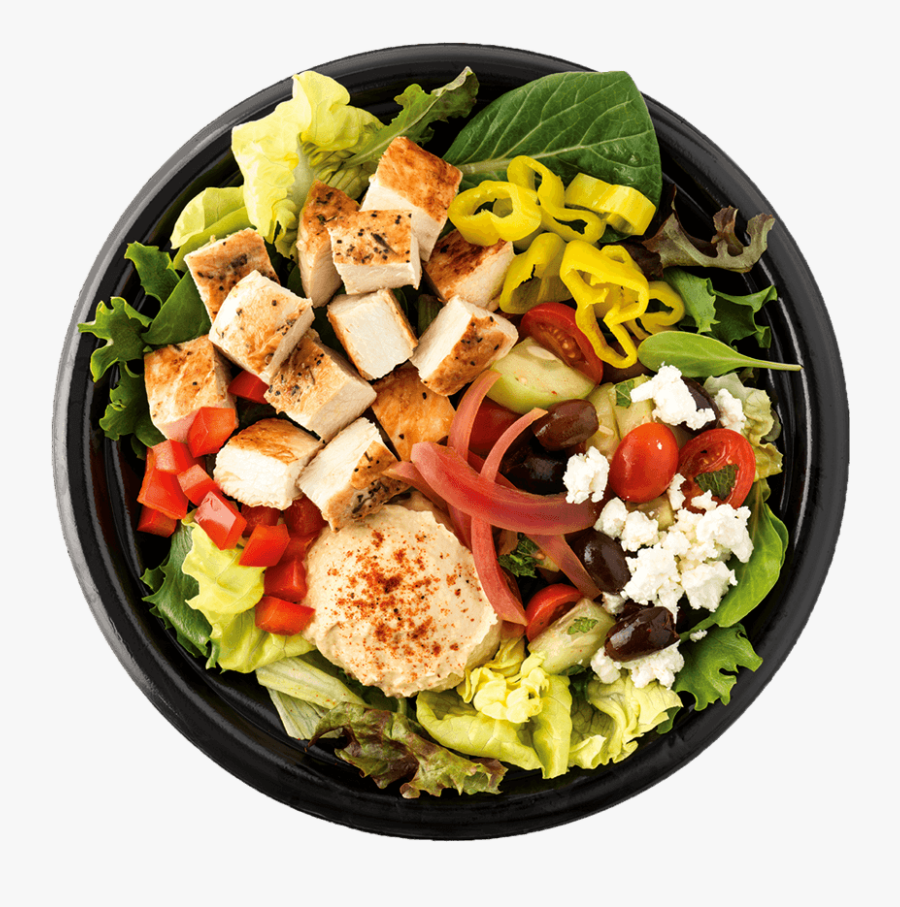 Yia Yia Greek Salad Pdq, Transparent Clipart
