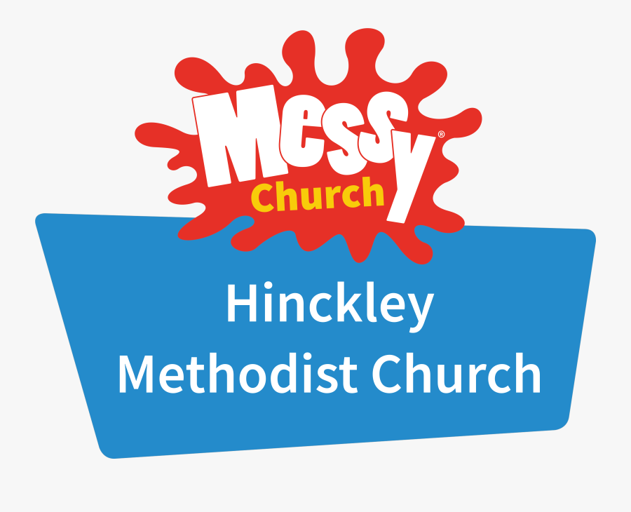 Messy Church, Transparent Clipart