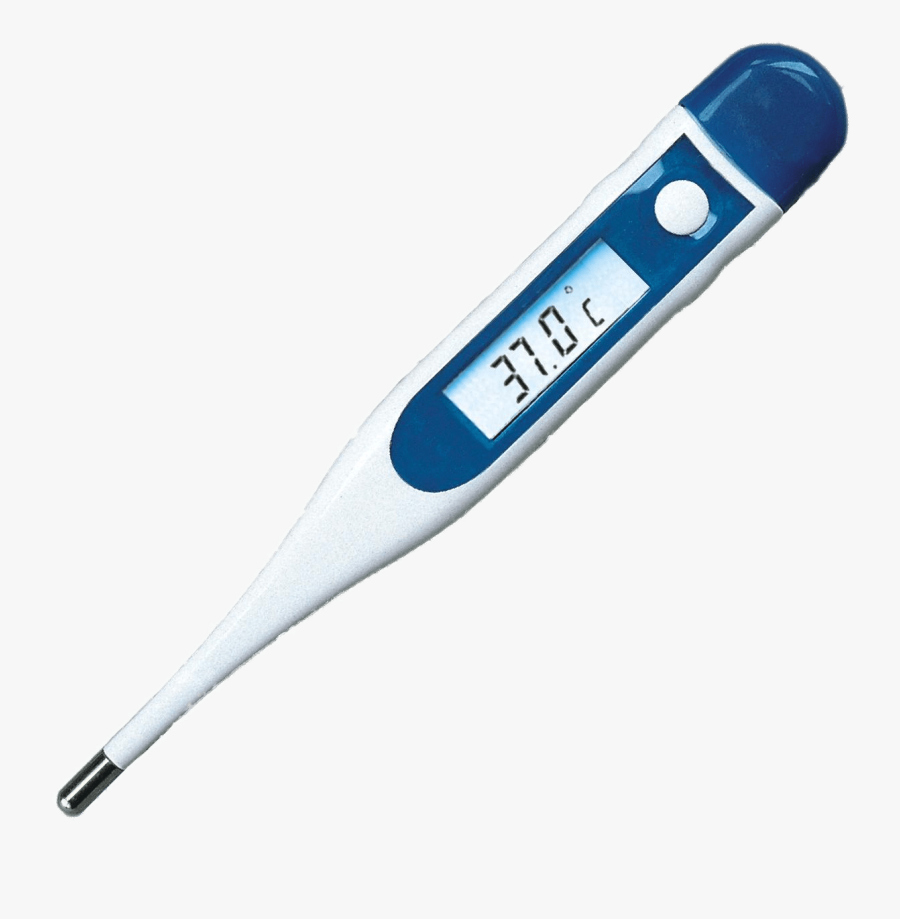 Digital Transparent Png Stickpng - First Aid Kit Thermometer, Transparent Clipart