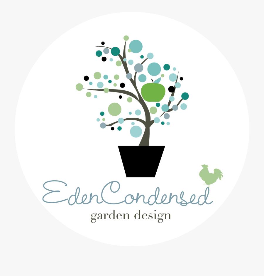 Garden Clipart Front Yard - Circle, Transparent Clipart