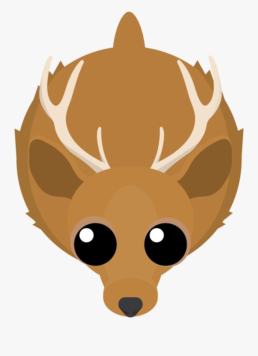 Deer, Transparent Clipart
