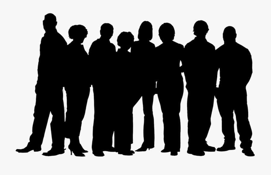 Social Group Human Behavior Public Relations Team - Clipart Transparent Background Social Groups Transparent, Transparent Clipart