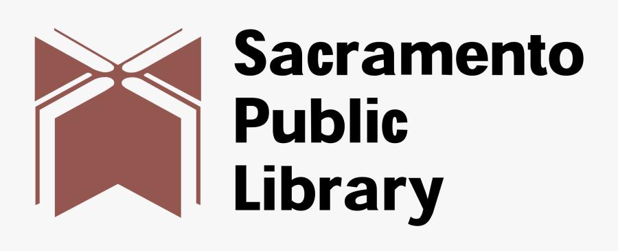 Clipart Royalty Free Library Vector Public - Sacramento Public Library, Transparent Clipart