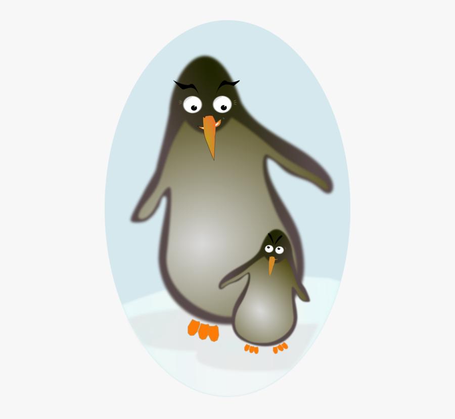 Flightless Bird,king Penguin,beak - Adã©lie Penguin, Transparent Clipart