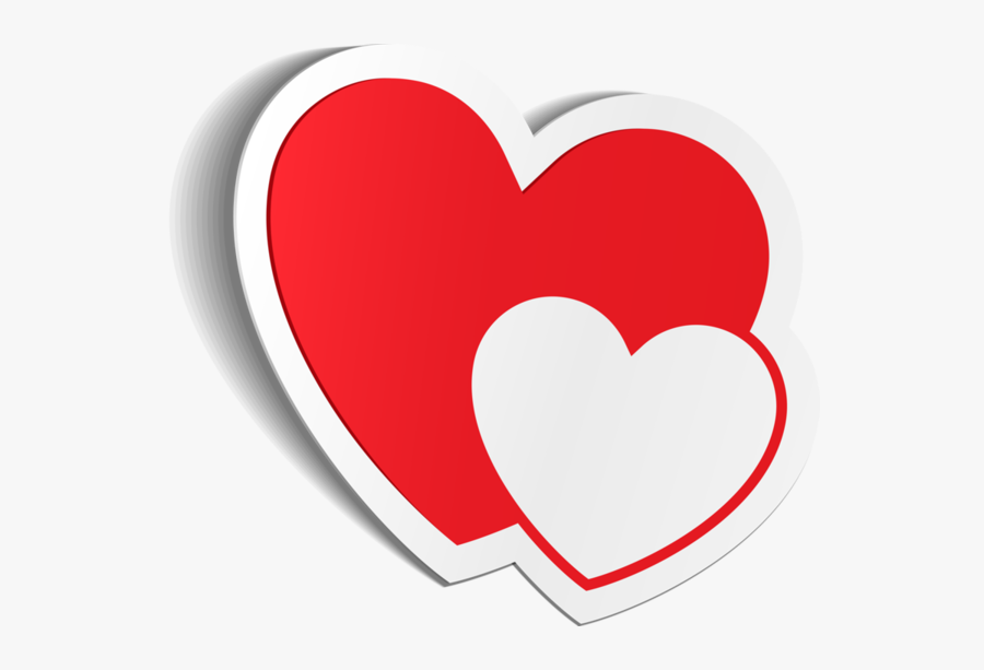 I Miss You Like, Missing You Love, Clean Heart, Red - Love Heart Vector Png, Transparent Clipart
