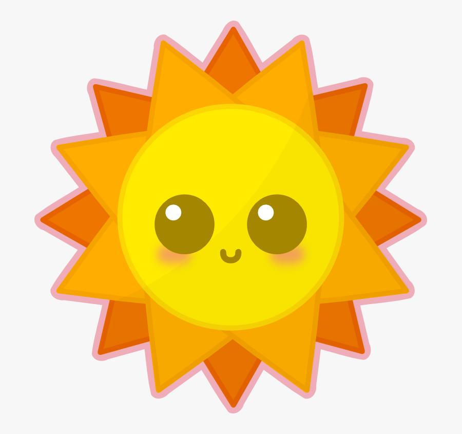 Cartoon Sun Photos - Cute Sun Clipart Png, Transparent Clipart