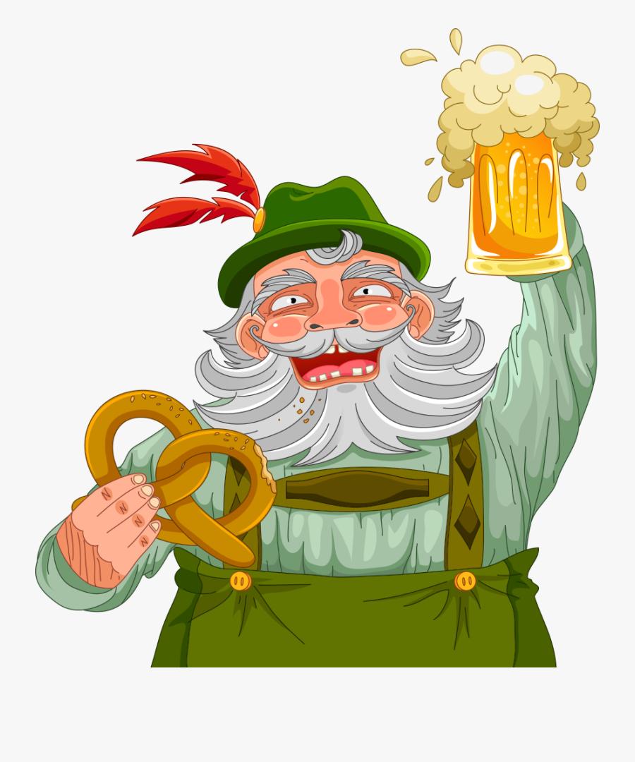 Clip Art Oktoberfest Beer Cuisine Creative Oktoberfest Cartoon Free Transparent Clipart Clipartkey