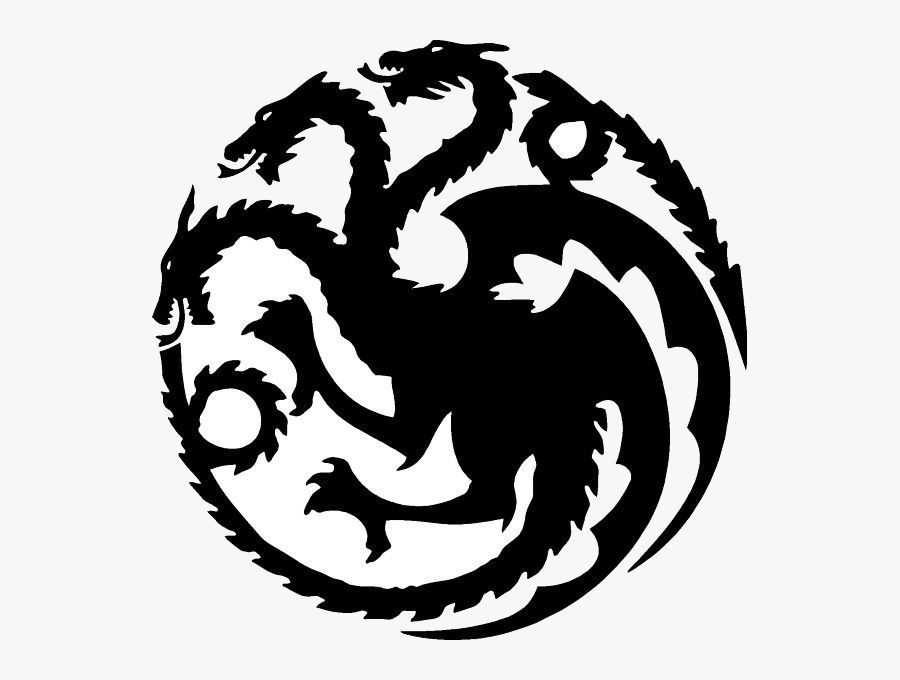 21+ Transparent Game Of Thrones Dragon Png Background