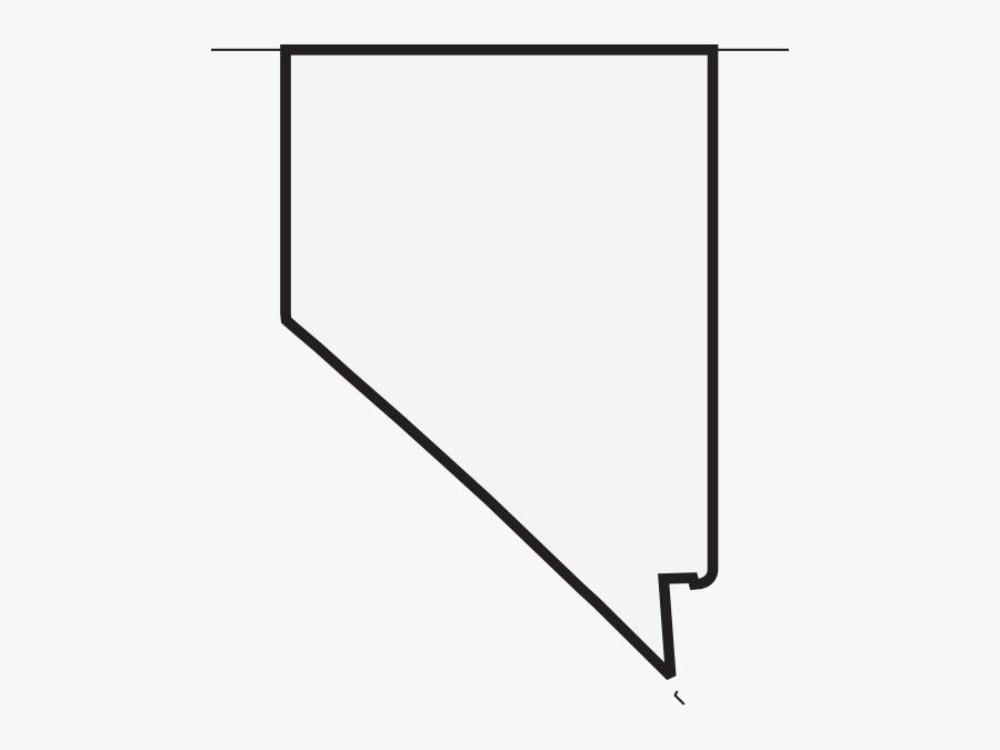 Nevada State White Black Free Transparent Clipart Clipartkey