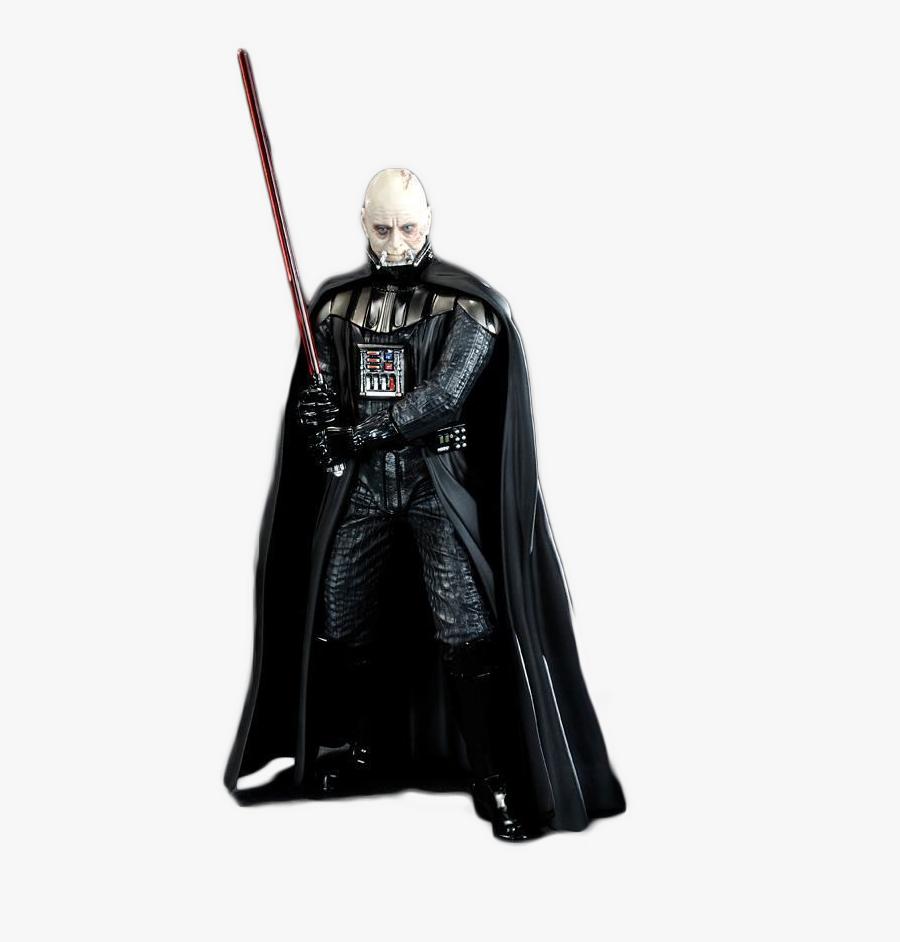 Transparent Darth Vader Helmet Png - Star Wars Anakin Vs Darth Vader, Transparent Clipart