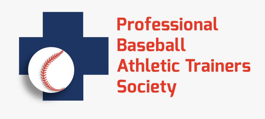 Pbats - Com - Professional Baseball Athletic Trainers Society Logo, Transparent Clipart