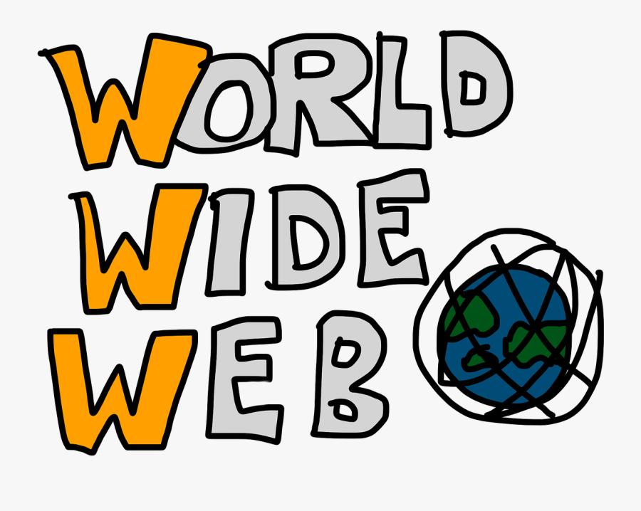 World Wide Web Animation, Transparent Clipart