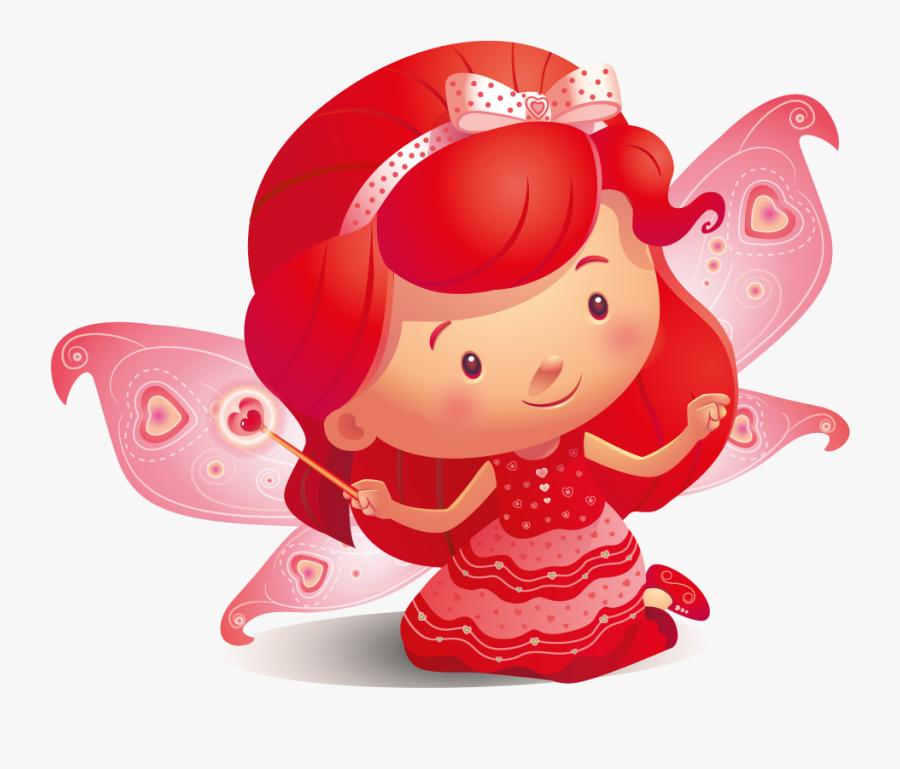 Alt - Red Colour Cartoon , Free Transparent Clipart - ClipartKey