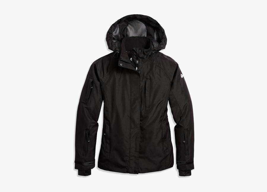Black Winter For Women - Carhartt Rain Jacket, Transparent Clipart