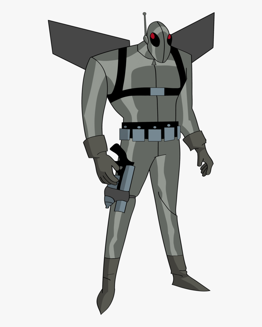 Batman Animated Series Firefly - Firefly Bruce Timm, Transparent Clipart