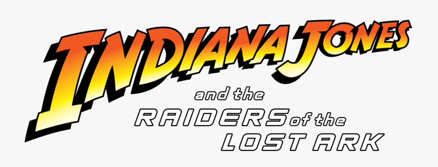 Transparent Ark Of The Covenant Png - Indiana Jones Raiders Of The Lost Ark Logo, Transparent Clipart