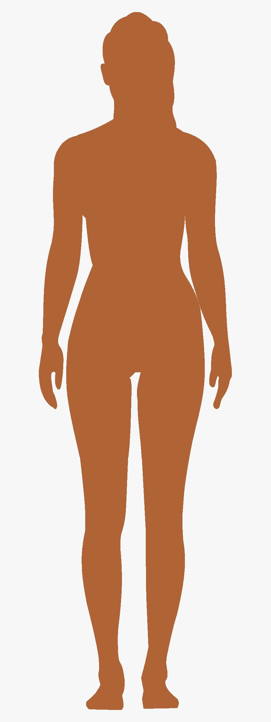 Leg,human Art - Female Human Body Png, Transparent Clipart