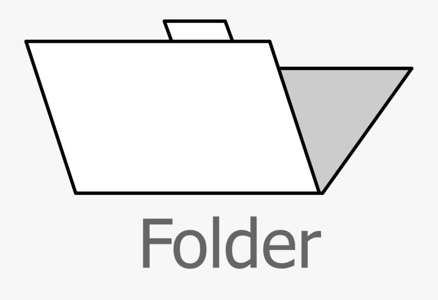 Triangle,square,angle - Line Art, Transparent Clipart