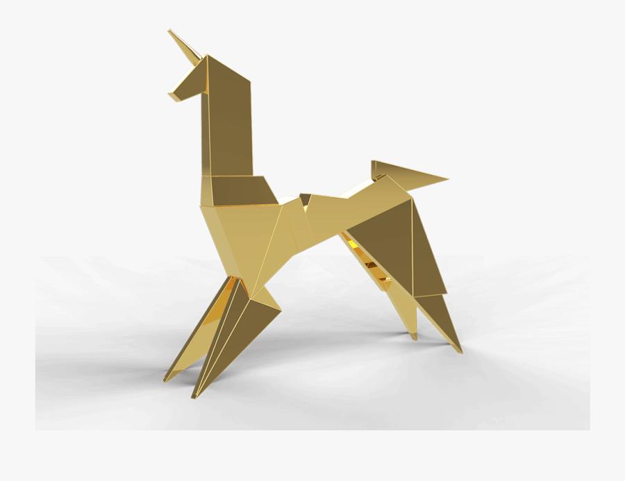 Origami Unicorn — Robotic Ewe | 693x900