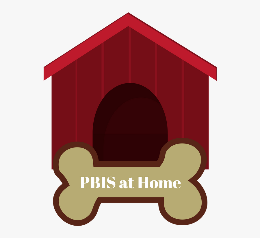 Pbis At Home - House, Transparent Clipart
