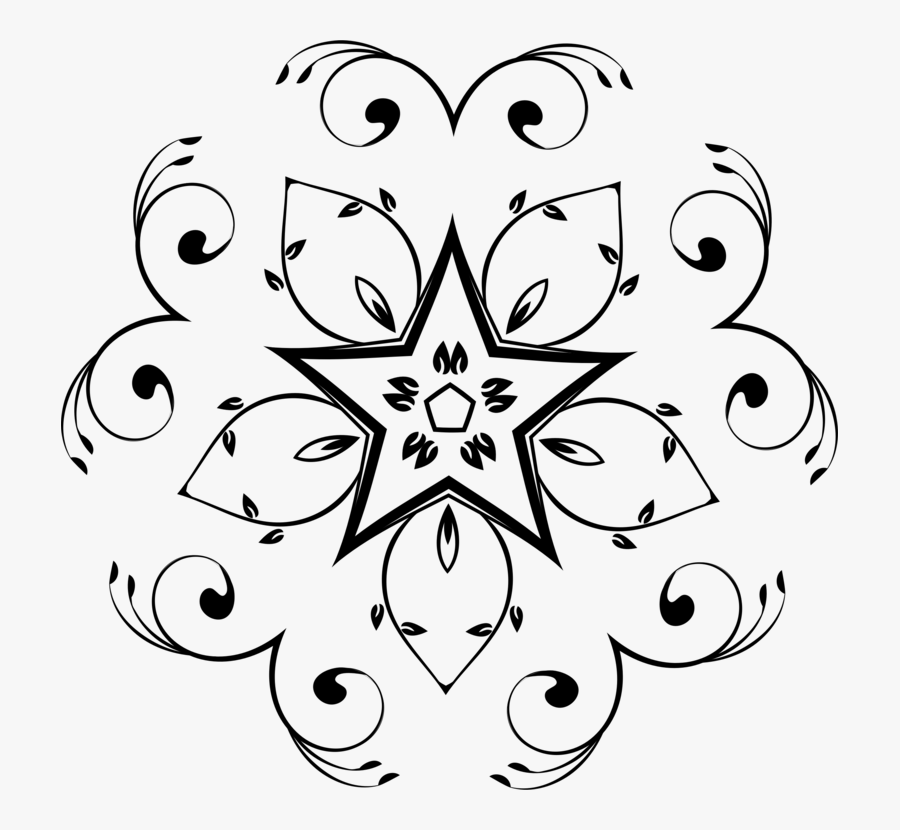 Symmetry,monochrome Photography,monochrome - Square Triangle Rectangle Heart Oval Circle, Transparent Clipart