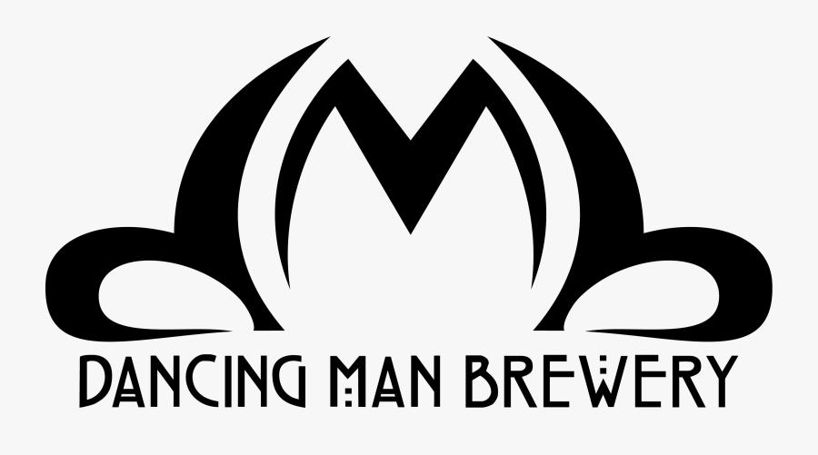 The Dancing Man Brewery - Dancing Man Brewery Southampton Logo, Transparent Clipart
