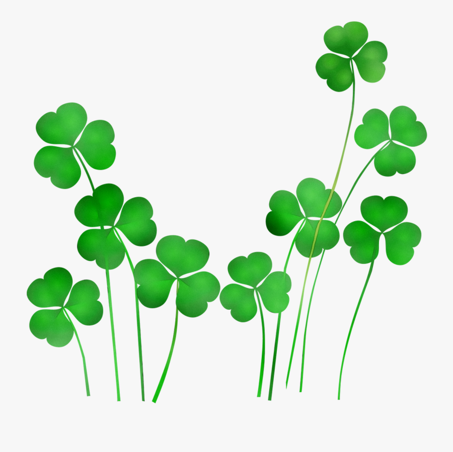 Shamrock Clipart Crafts - March Clip Art, Transparent Clipart