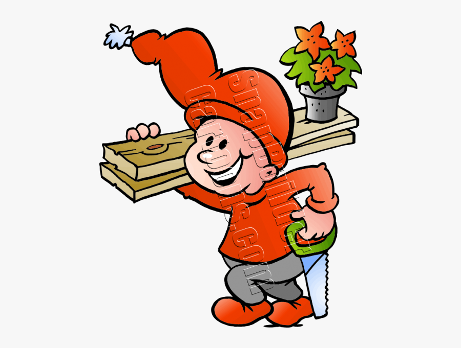 Christmas Day , Png Download - Christmas Elves At Work, Transparent Clipart