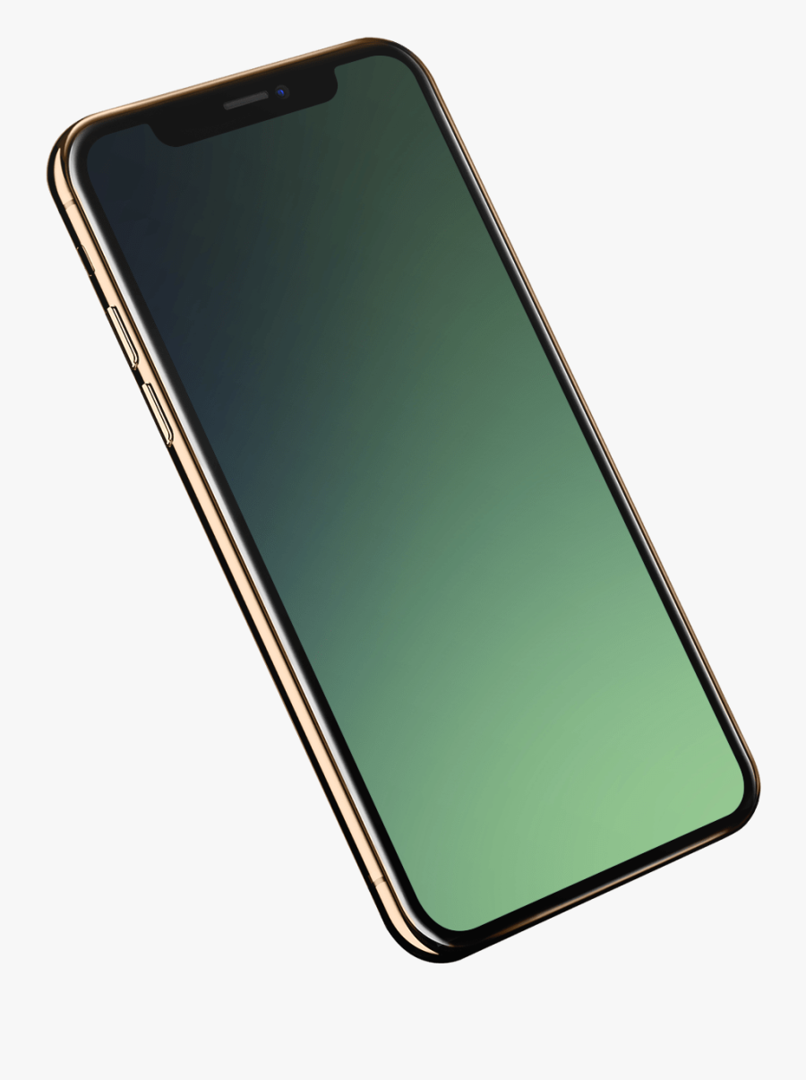 Green Wallpapers For Iphone - Iphone Png, Transparent Clipart