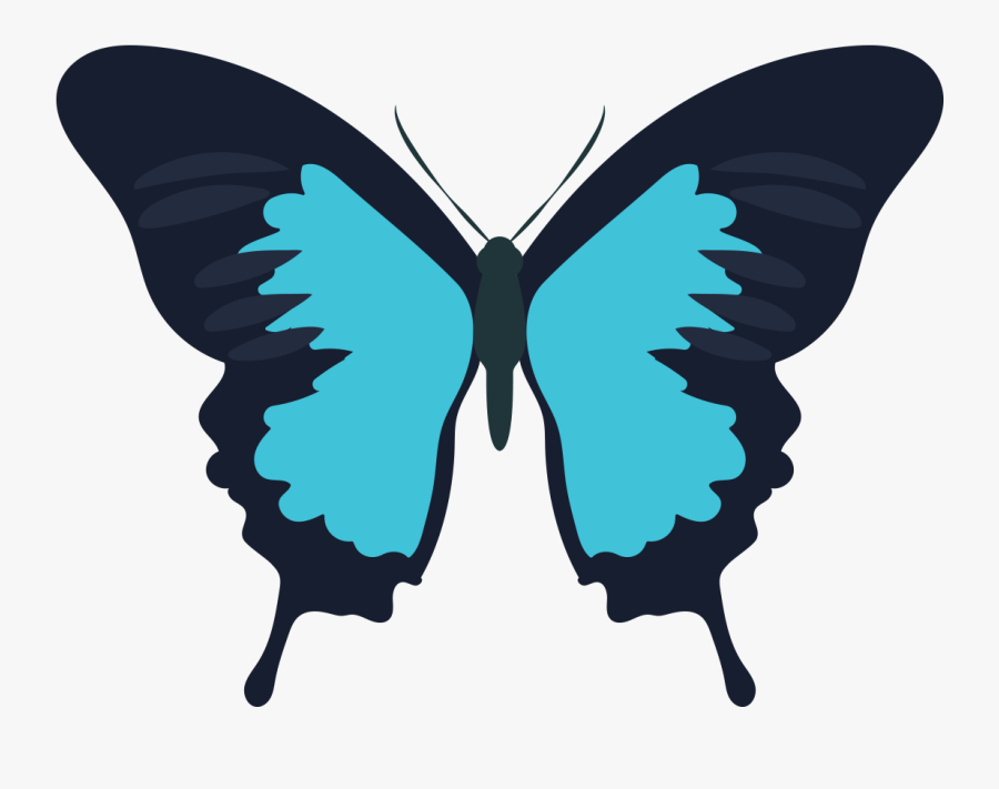 Star And Butterfly Design Tattoos, Transparent Clipart