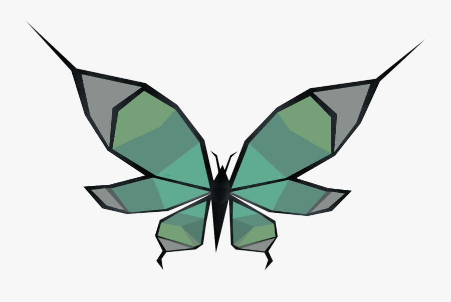 The Runescape Wiki - Runescape Butterfly, Transparent Clipart