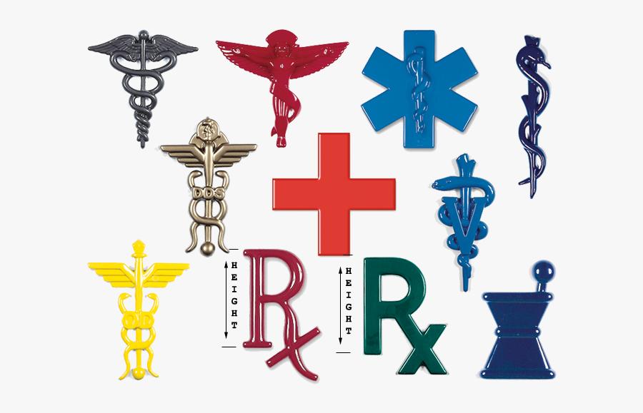 Transparent Cross Symbol Png - All Medical Symbol, Transparent Clipart